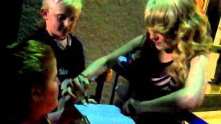 Video Me meeting Hollie Cavanagh after the American Idols concert download MP3, 3GP, MP4, WEBM, AVI, FLV Agustus 2017