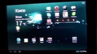 Видео обзор планшета 10.1