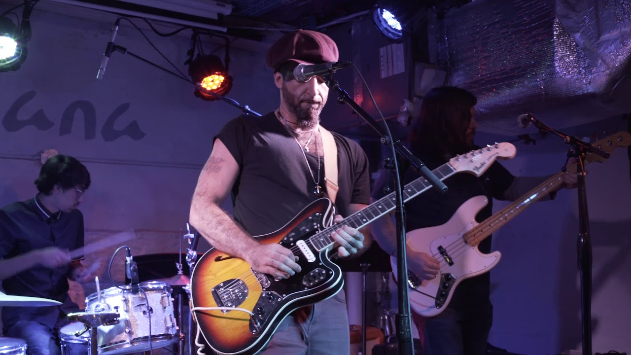 A Bootleg Feeling For The Blues; Live in NYC