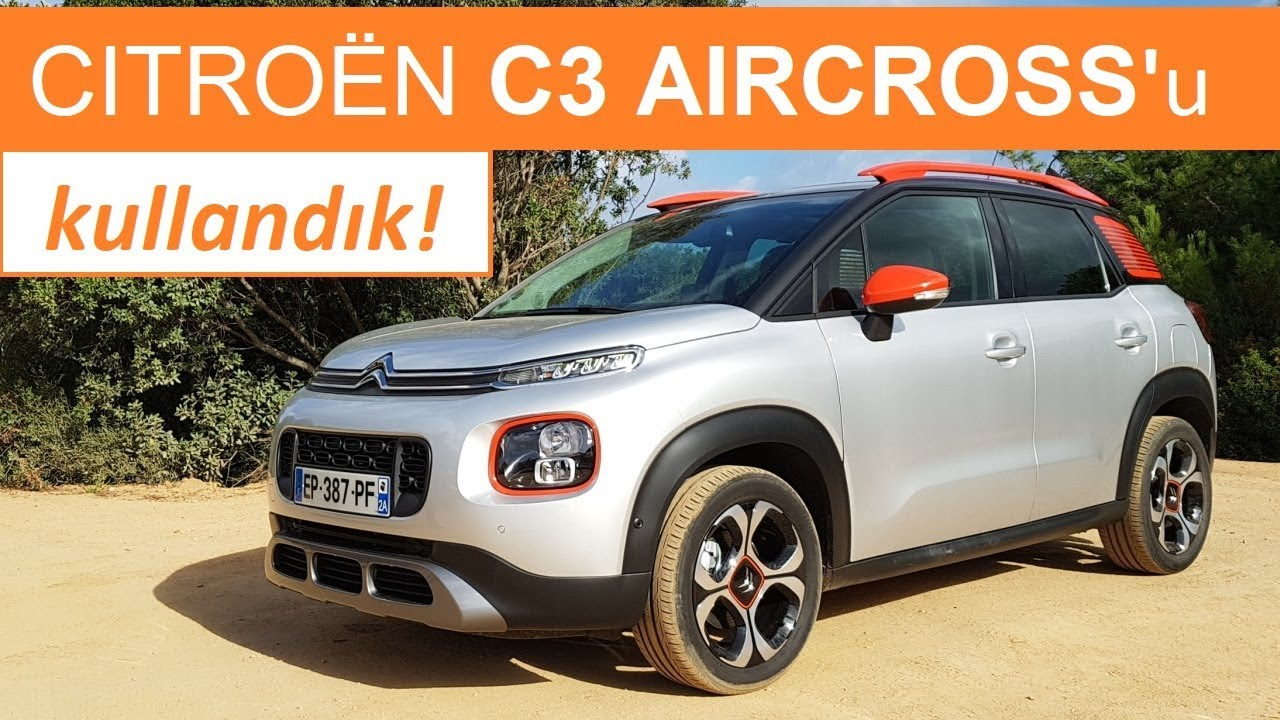citroen c3 aircross test s r youtube. Black Bedroom Furniture Sets. Home Design Ideas