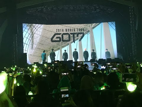 You Are - GOT7 [Live Performance] 'Eyes On You' In Jakarta 2018