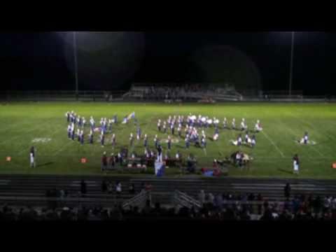 Centennial High School Marching Band, Ellicott City, Maryland