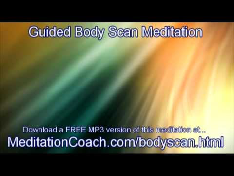 10 Minute Guided Body Scan Meditation from The Meditation Coach