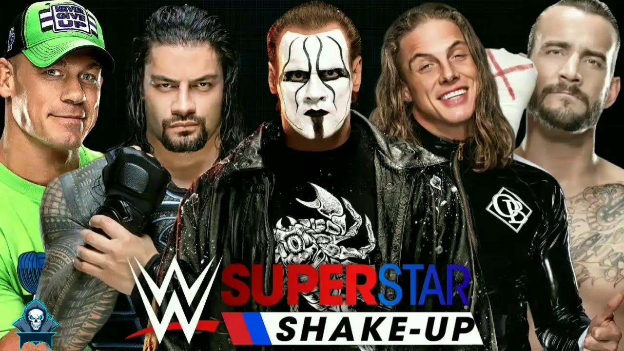 Superstar Shake Up 2021