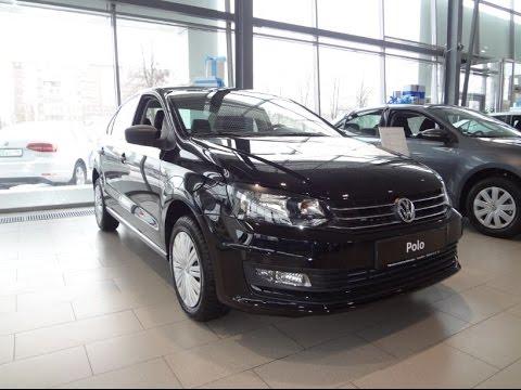 Volkswagen Polo Trendline 2016. Обзор автомобиля
