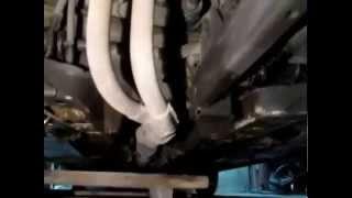 короткое видео Как быстро поменять подушку двигателя ДЭУ Сенс
