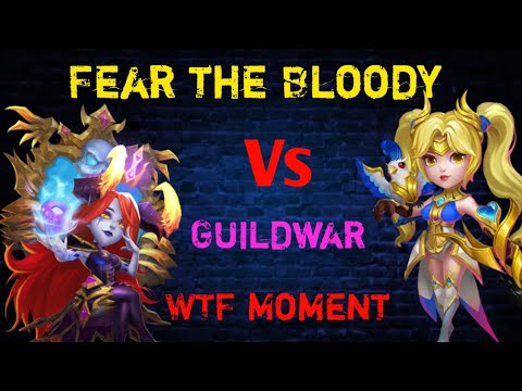 Bloody Mary Vs Dove Keeper😥😥   In Guildwar  That's Why You Should Fear Bloody   Castle Clash