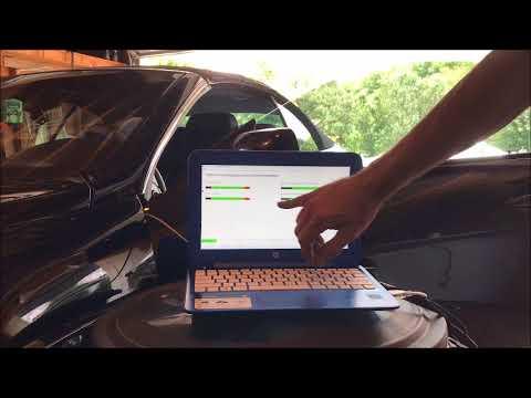 bmw 650i convertible top sensor location