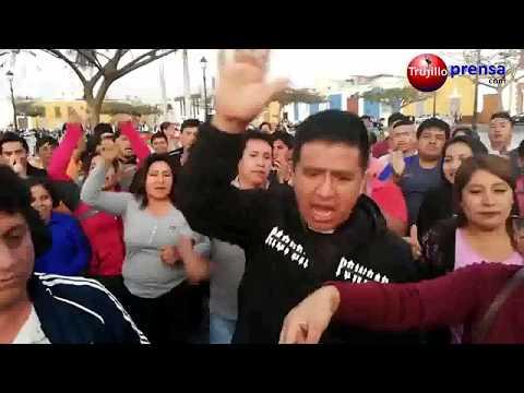 Marco Rodríguez, candidato de Restauración Nacional reclama el triunfo electoral