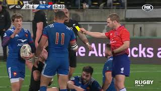 June Test Internationals: All Blacks vs France, Wellington Highlights