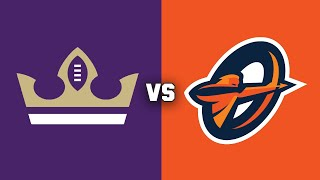 Atlanta Legends vs. Orlando Apollos | AAF Football Highlights