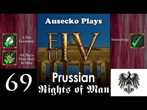 EUIV Rights of Prussia 69 ]All That's Thine Shall Be Mine[