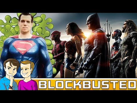 JUSTICE LEAGUE SPOILERS: The Good, The Bad, AND THE CGI SUPERMAN LIPS - #105