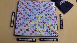 Tile Lock Super Scrabble - MaxiAids.com