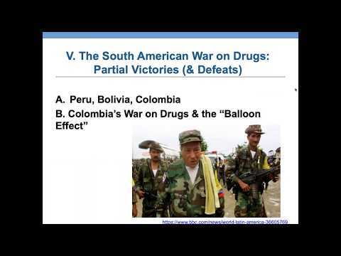 Migrants, Drug Lords, and State Responses: How to Make a Border Crisis