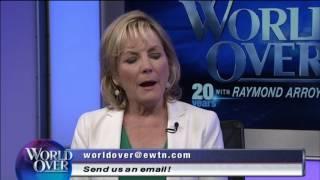 World Over - 2017-05-18- ONLINE EXCLUSIVE Dr. Meg Meeker on Fatherhood Part 2 with Raymond Arroyo
