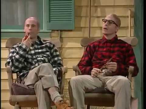The Dana Carvey : Skinheads From Maine