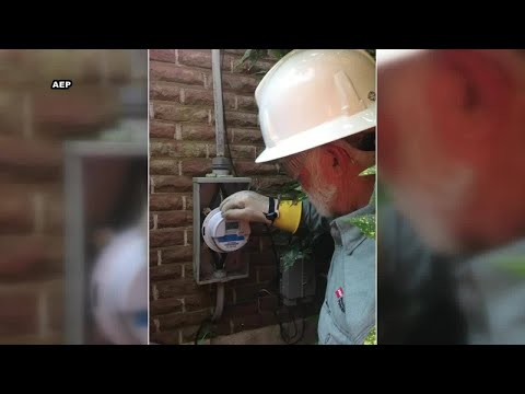 Appalachian Power installing upgraded meters in some communities