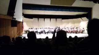 All-County Orchestra plays Immortals by Fall Out Boy