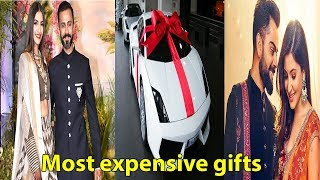 Top 10 Most Expensive Gifts received by Bollywood Actresses from Husband