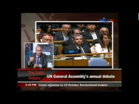 Egypt Sisi UN general assembly 2015
