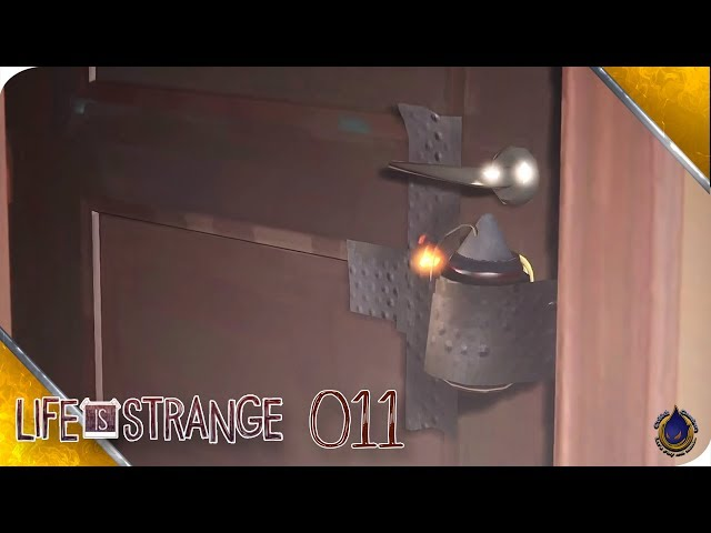 LIFE IS STRANGE - Episode 3 📷 [011] Sprengstoff-Experten