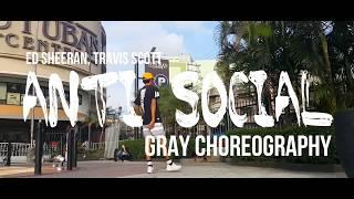 Anti Social - Ed Sheeran, Travis Scott (Dance Choreography)