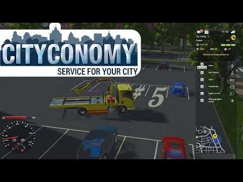 Cityconomy - 5 - Service For Your City  