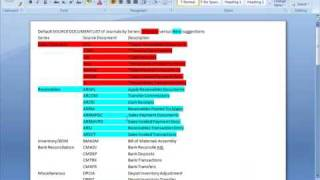 Dynamics GP; General Ledger Advanced Tips and Tricks