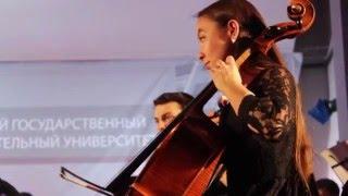 Back to music (Симфонический оркестр) — Emmanuelle