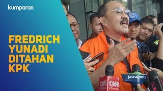 Video Fredrich Yunadi Ditahan KPK download MP3, 3GP, MP4, WEBM, AVI, FLV November 2018