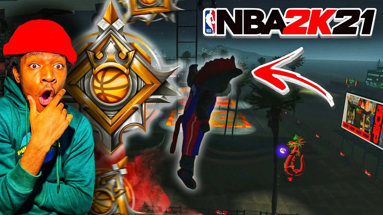 LIFE AS A LEGEND ON NBA 2K21 IS AMAZING!