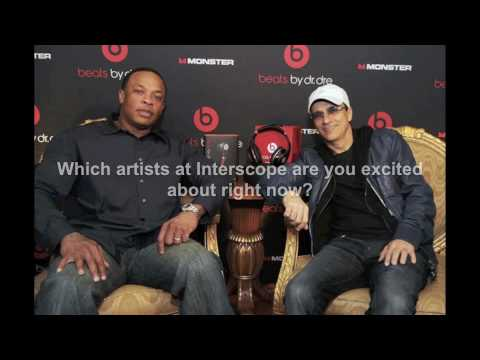 Dr. Dre and Jimmy Iovine talk upcoming Interscope albums