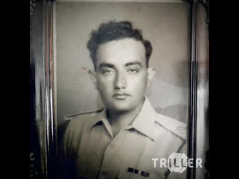 Aye Jazba E Dil played by Major Aziz Bhatti Shaheed
