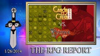 Candy Crush Trademark, Nintendo World Championship Sale, JewWario R.I.P.