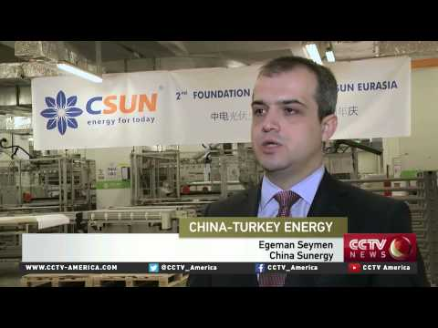 China capitalizing on growing demand for renewable energy in Istanbul