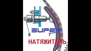 СУПЕР НАТЯЖИТЕЛЬ ЦЕПИ ВАЗ01-07