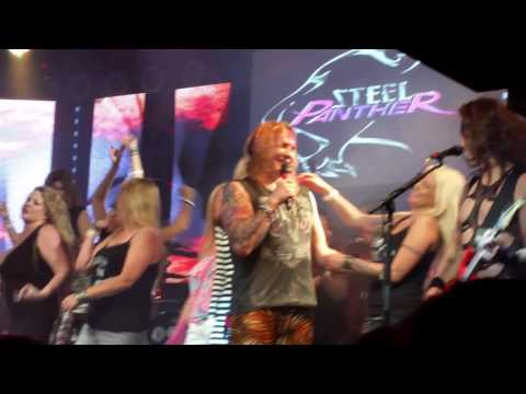 Steel panther full concert part two culture room fort Lauderdale March 14 2016