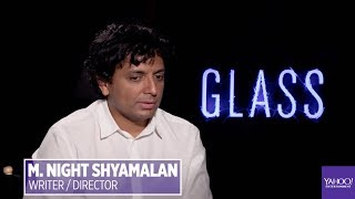 M. Night Shyamalan On The Story Behind The Shocking Ending Of 'Glass'