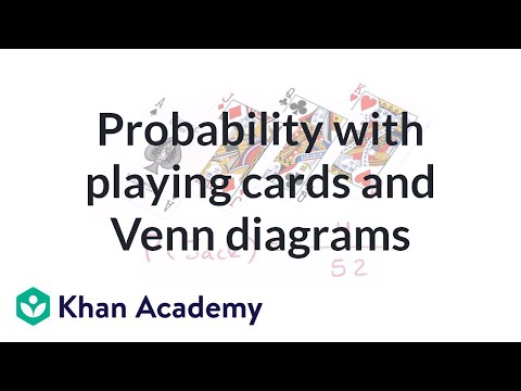 Alg66 venn diagrams and conditional probability youtube ccuart Gallery
