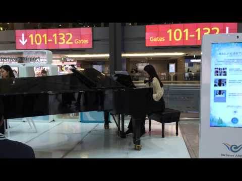 Culture Touches the Sky at Incheon International Airport 11/6/2014