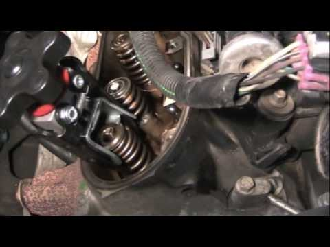Valve seal Replacement - YouTube