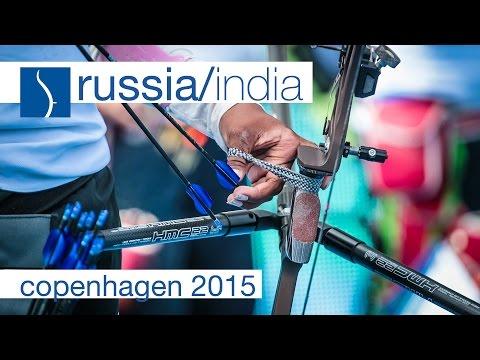 Russia v India