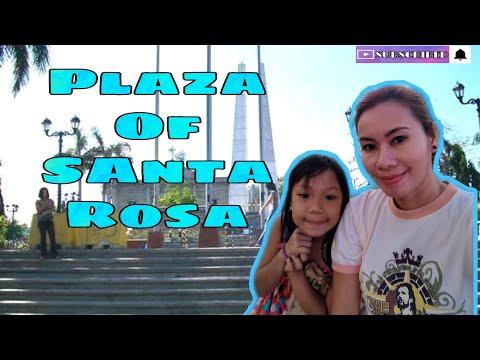 PLAZA of SANTA ROSA