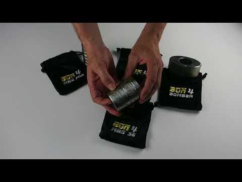 Magnetic Ball Stretchers BON4