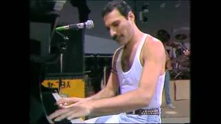 Queen - Bohemian Rhapsody (Live Aid 7/13/1985)