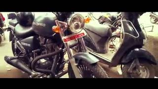 Nana Peth Pune (Bike market ) ll bike modification ll RE Thunderbird 350