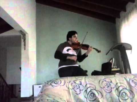 Iris - Goo Goo Dolls (Violin Cover By Miguel Lázaro)