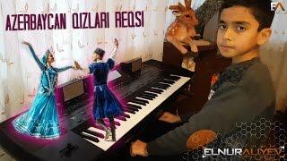 Azerbaycan Qizlari sintez Elnur Qubalı