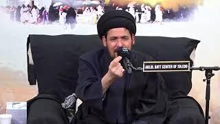 السيد منير الخباز - كل إنسان يحب الخلود